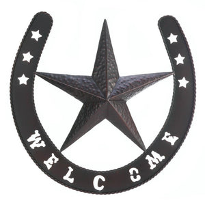 Western Welcome Sign - The House of Awareness