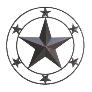 Texas Star Wall Decor , Western Nostalgia - Home Locomotion, The House of Awareness
