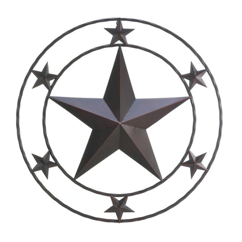 Texas Star Wall Decor - The House of Awareness