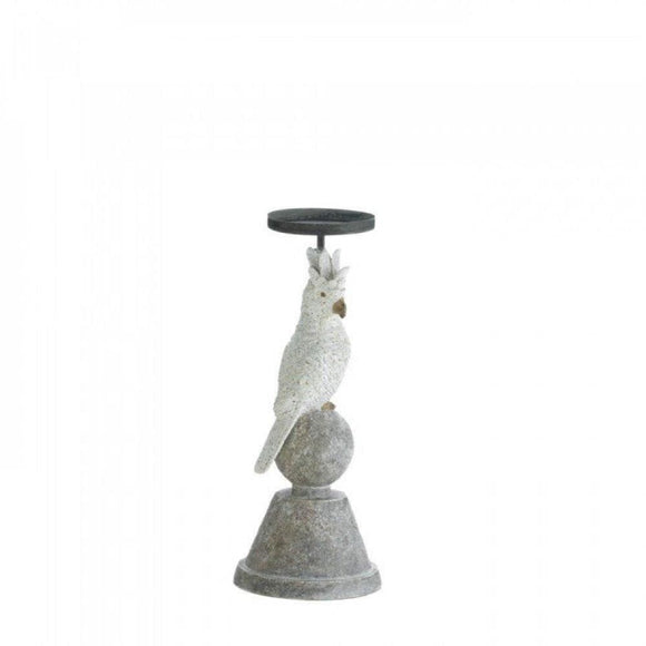 Slender Cockatoo Candleholder , More Candleholders - Home Locomotion, The House of Awareness  - 1