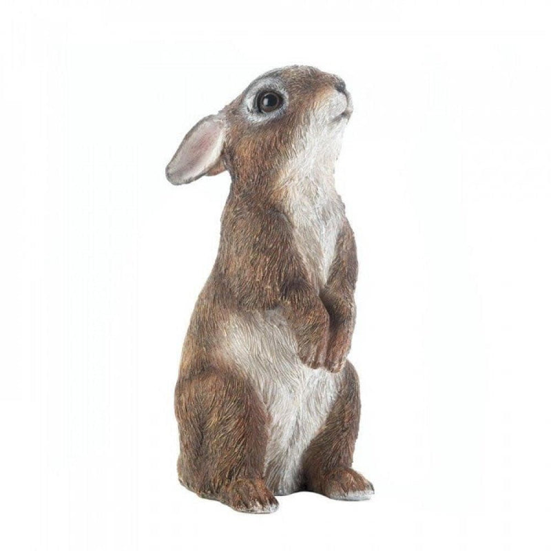 Cute Standing Bunny Statue - The House of Awareness