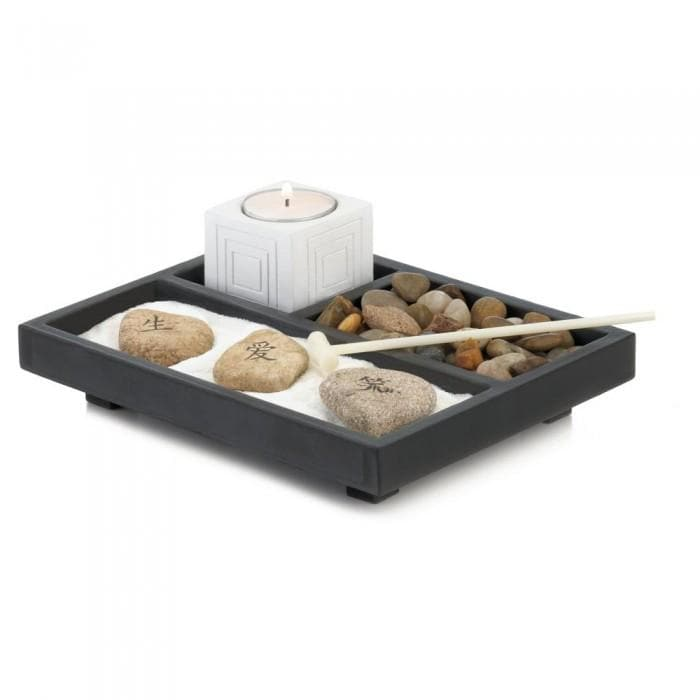 Live Love Laugh Zen Garden - The House of Awareness