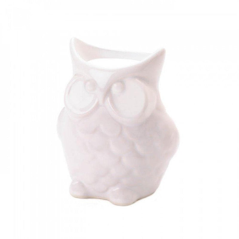 Friendly Owl Oil Warmer - The House of Awareness