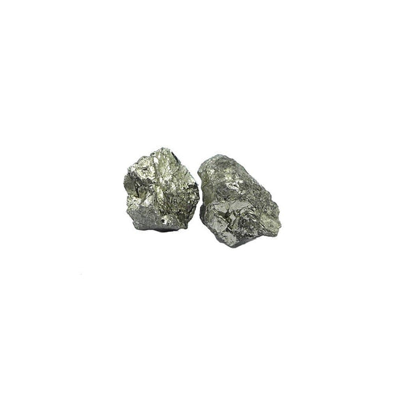 Pyrite Stud Earrings - The House of Awareness