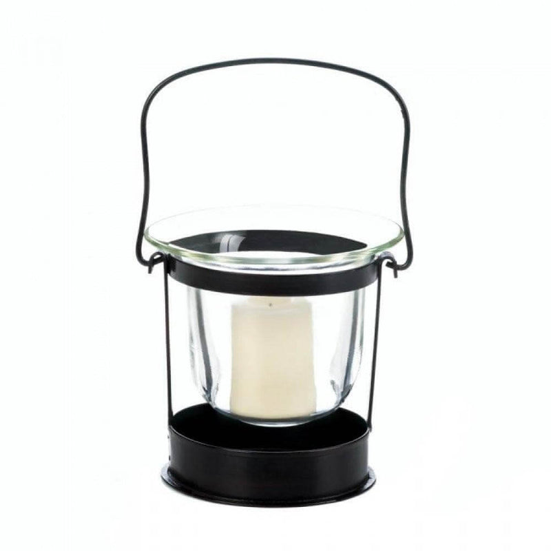 Set of 2 Clarity Candle Lanterns - The House of Awareness
