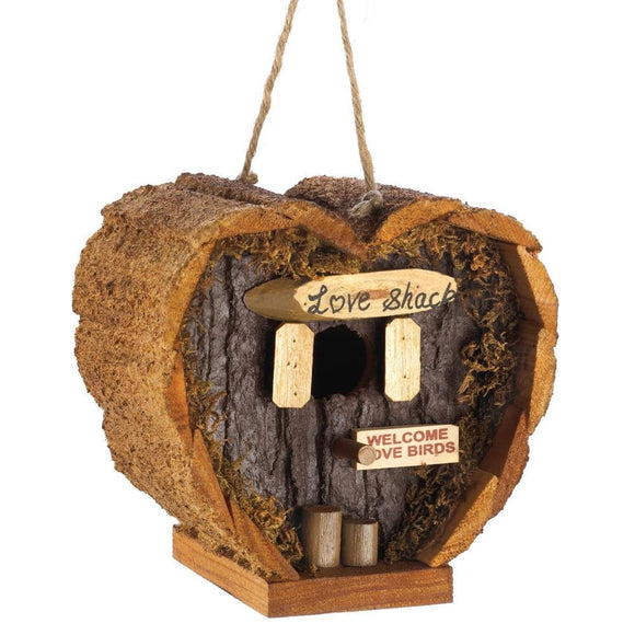 Love Shack Birdhouse - The House of Awareness