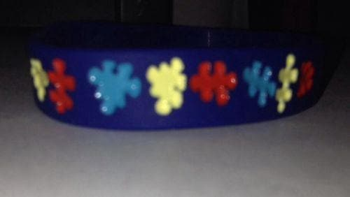 Autism and Asperger Awareness Bracelets Children or Youth Size (ages 5-11) , Bracelets - The House of Awareness, The House of Awareness  - 2