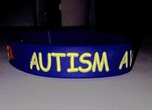 Autism and Asperger Awareness Bracelets Children or Youth Size (ages 5-11) , Bracelets - The House of Awareness, The House of Awareness  - 1