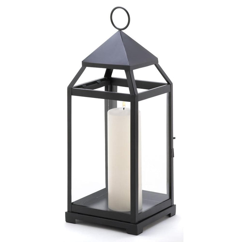 Large Contemporary Candle Lantern - The House of Awareness