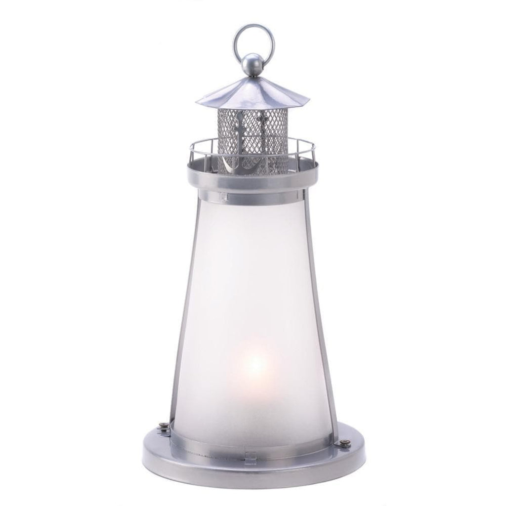 Lookout Lighthouse Candle Lamp - The House of Awareness