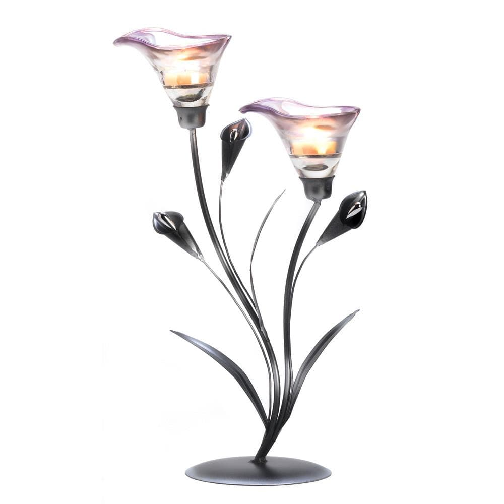 Calla Lily Candleholder - The House of Awareness