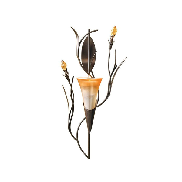 Dawn Lily Wall Sconce , Tealight Candleholders - Home Locomotion, The House of Awareness  - 1