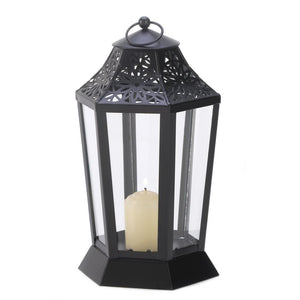 Midnight Garden Candle Lamp - The House of Awareness