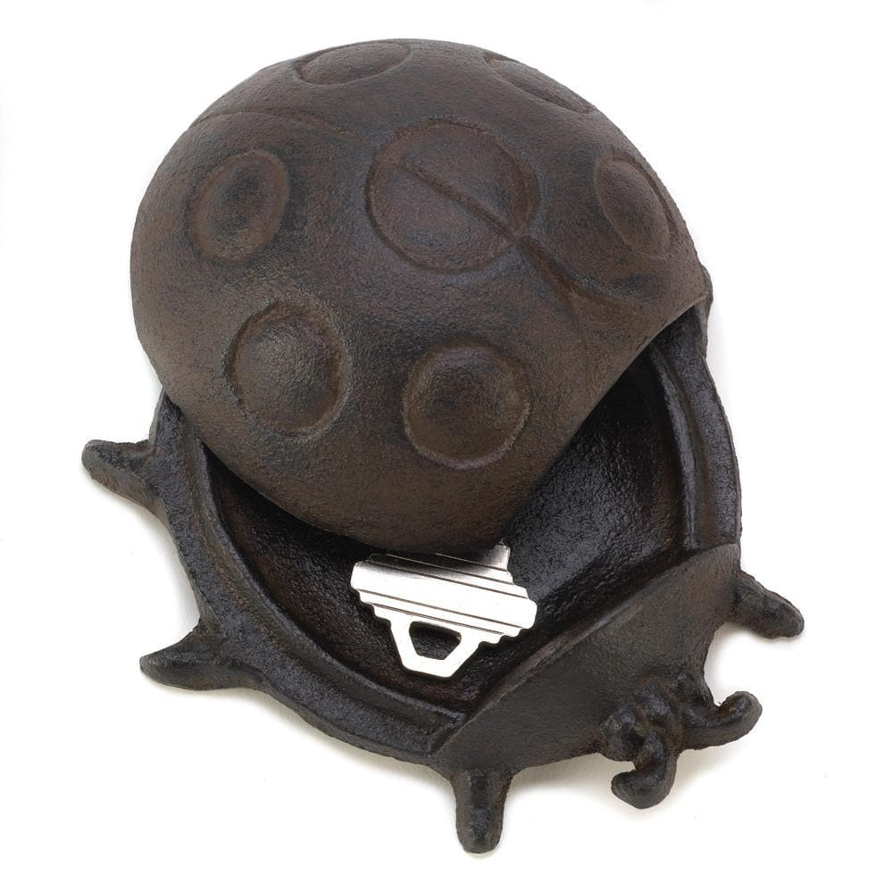 Ladybug Key Hider - The House of Awareness