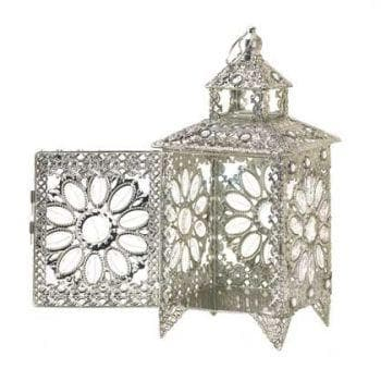 Royal Jewels Candle Lantern - The House of Awareness