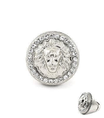 Lion Ring that Stretches - The House of Awareness