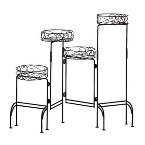 4-tier Plant Stand Screen , Planters and Pots - Home Locomotion, The House of Awareness  - 2
