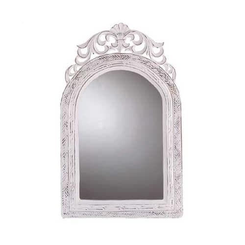 Set of 2 Arched-top Wall Vintage Mirrors - The House of Awareness