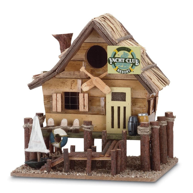 Yacht Club Resort Birdhouse - The House of Awareness
