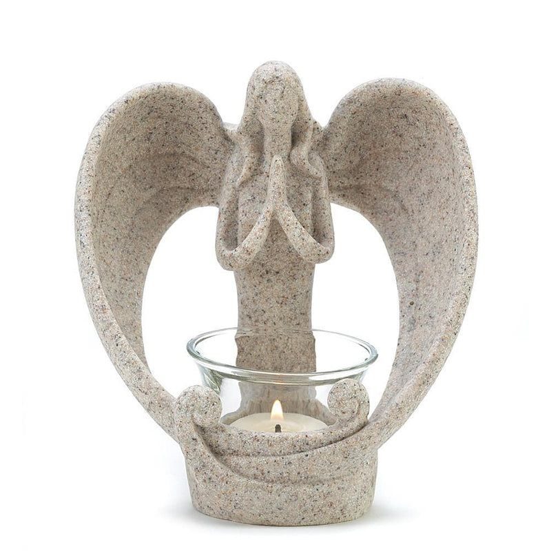 Desert Angel Candle Holder - The House of Awareness