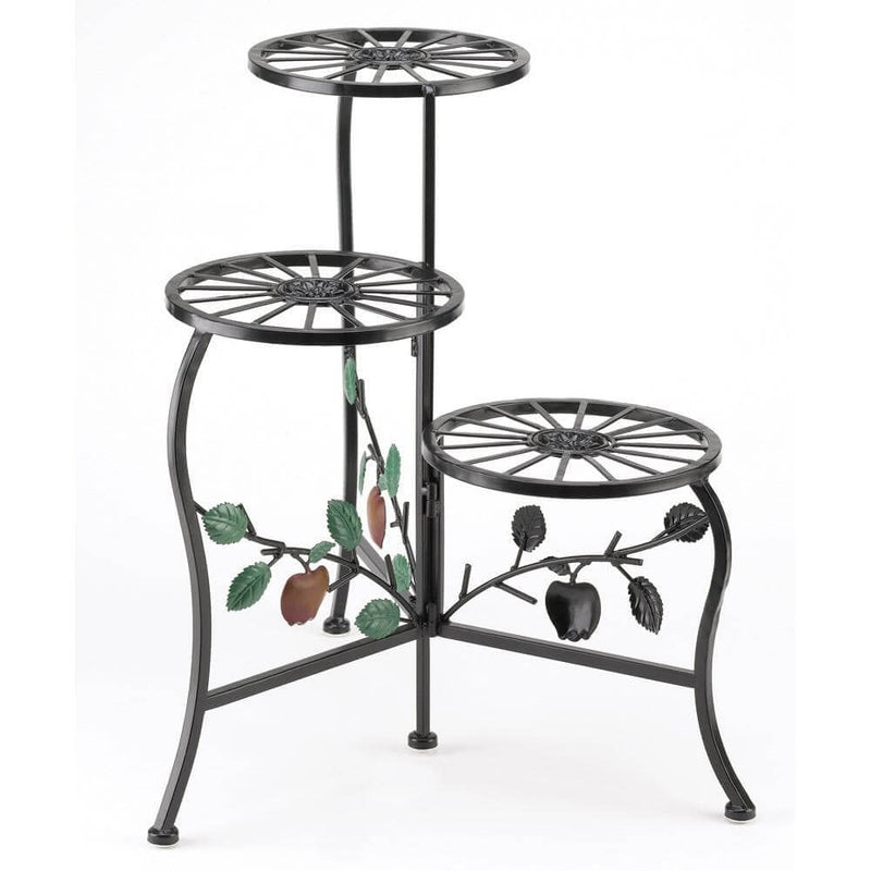 Country Apple 3-Tier Plant Stand - The House of Awareness