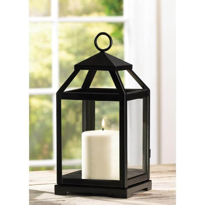 Contemporary Candle Lantern - The House of Awareness