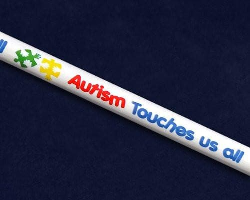 Autism Awareness Pencils - The House of Awareness