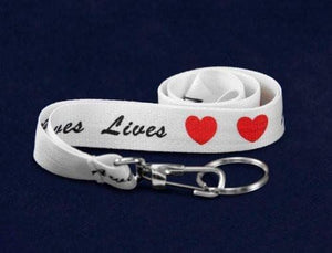Heart Awareness Lanyard ,  - The House of Awareness, The House of Awareness  - 1