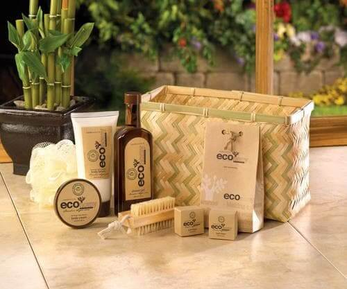 Bamboo Sugarcane Spa Set - The House of Awareness