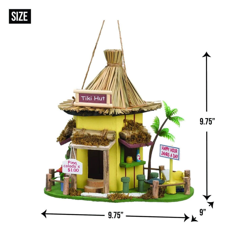 Happy Hour Hut Birdhouse