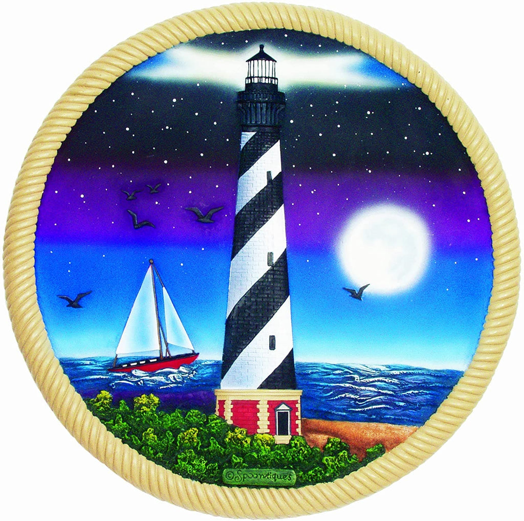 Lighthouse Decorative Garden Stone