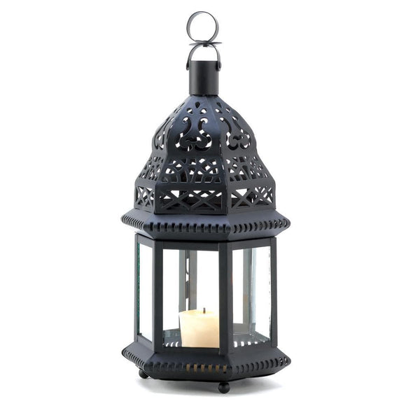 Moroccan Birdcage Lantern - The House of Awareness