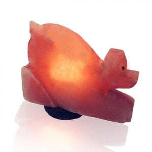Dog Himalayan Salt Lamp - The House of Awareness