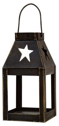 Star Mini Black Lantern