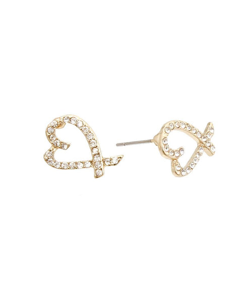 Heart Earrings for Valentine's Day - The House of Awareness
