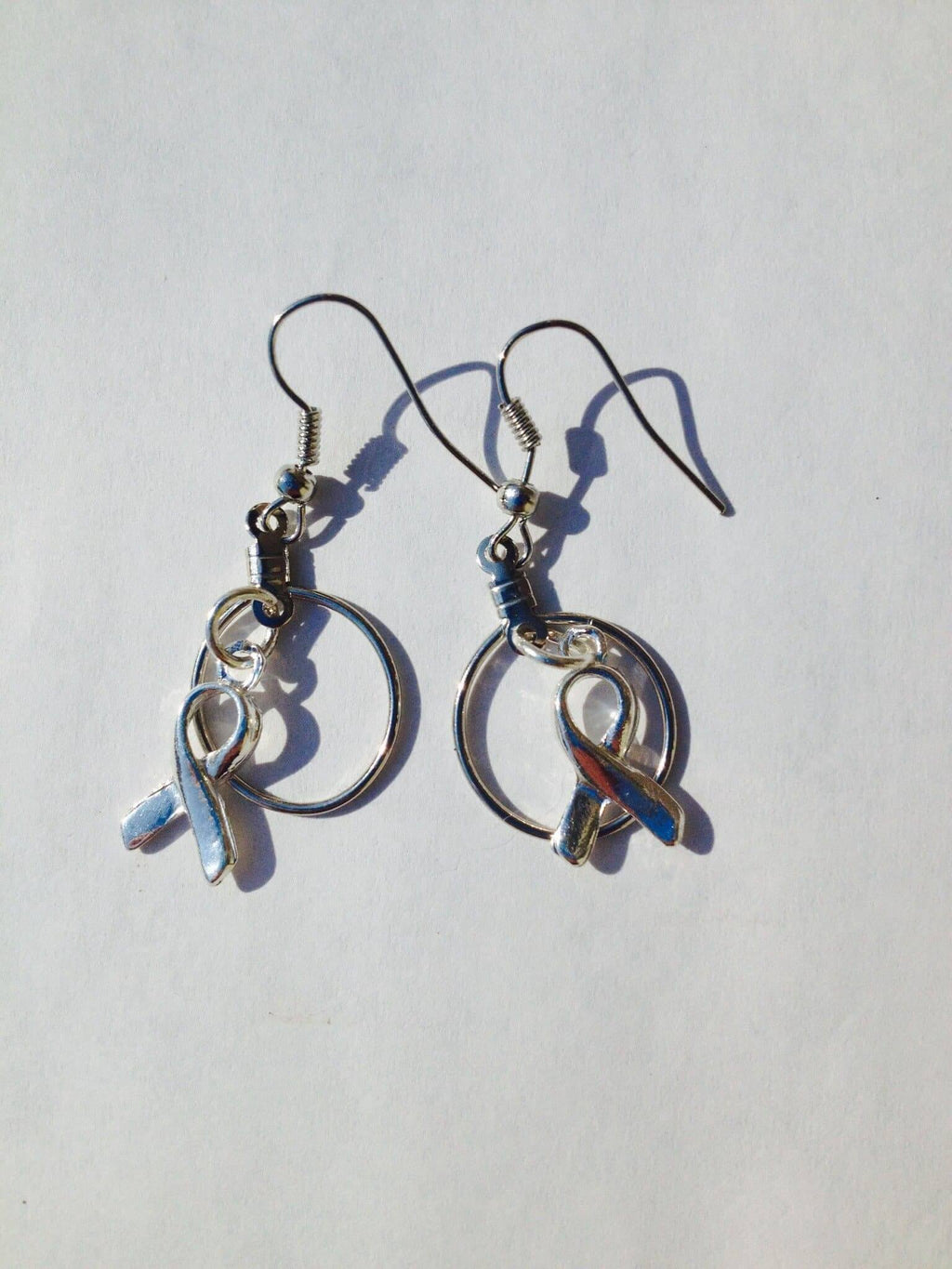 All Causes Ribbon Small Hooped Earrings - The House of Awareness