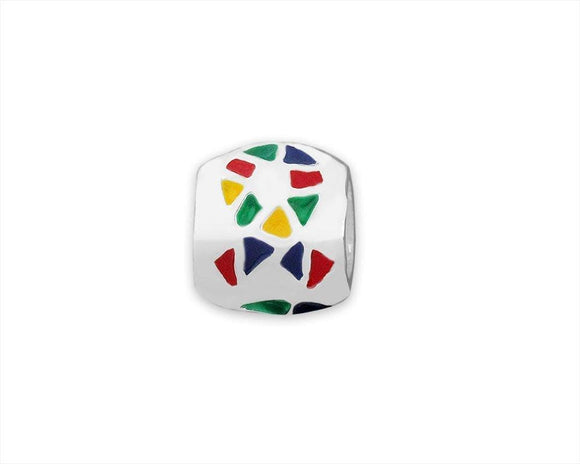 Autism Awareness Ribbon Charm - The House of Awareness