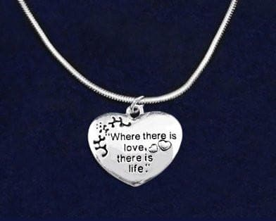 Where There Is Love There is Life for All Causes - The House of Awareness