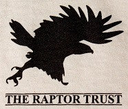 T-Shirt Adult Short Sleeve with Raptor Image