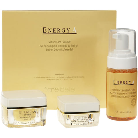 Energy A Retinol Face Care Set