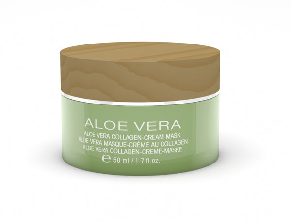 Aloe vera Collagen Cream Mask