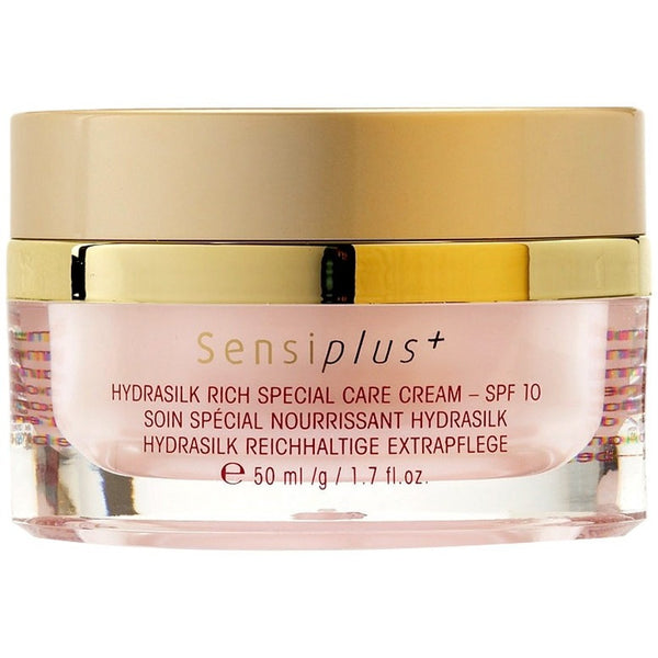 Sensiplus+ Hydrasilk Rich Special Care Cream 50ml SPF 10 REF: 1208