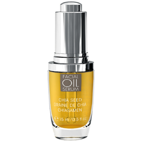 Facial Oil Serum chia seed for dry skin