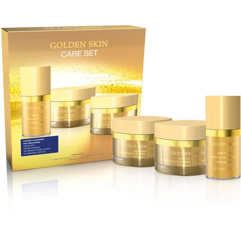 Golden Skin Care Set - Eye Gel GRATIS