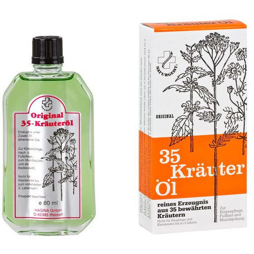 Original 35 - herb oil