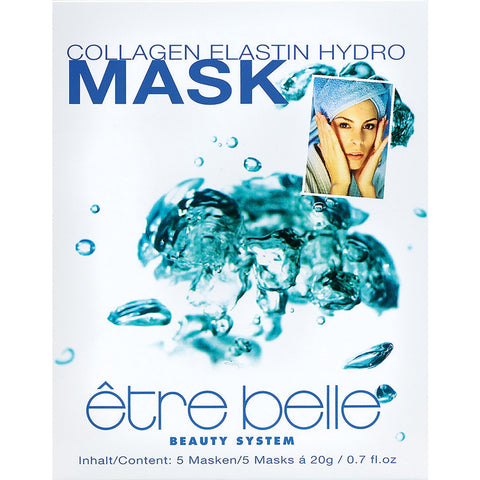Collagen Elastin Hydro Mask 5pcs REF: 3563