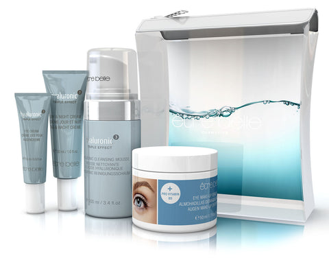 Hyaluronic³ Holiday Travel Set