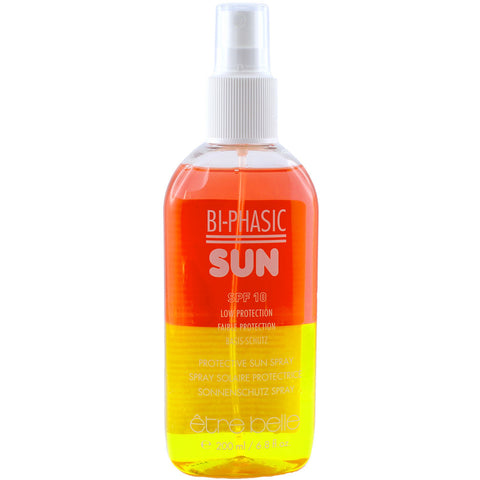 Biphasic Tanning Lotion  SPF10