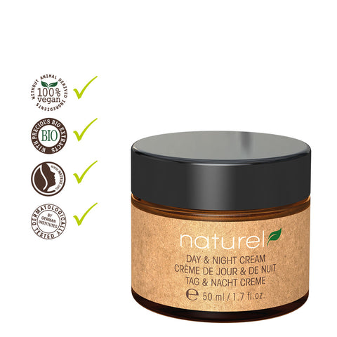 naturel Day & Night Cream