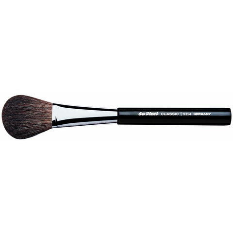 BLUSHER BRUSH OVAL CLASSIC